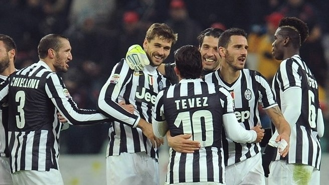 Conte proud as Juventus surge continues