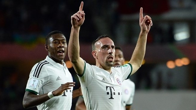 Bayern advance to Club World Cup final
