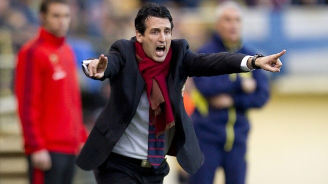 Valencia a familiar sight for Sevilla's Emery