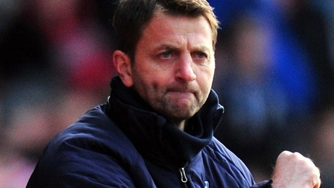 Sherwood confirmed as Tottenham coach