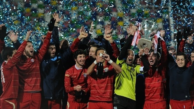 Chikhura claim Georgian Super Cup