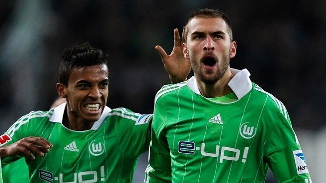 Flattering talk will not distract Wolfsburg