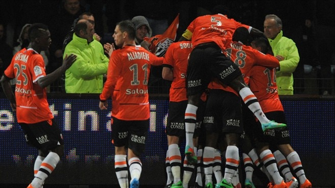FC Lorient players