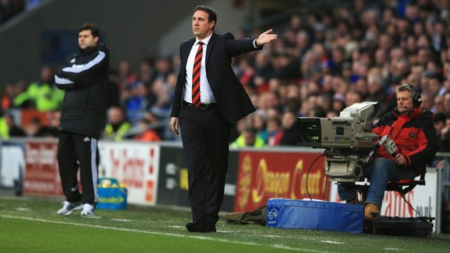 Cardiff part ways with manager Mackay