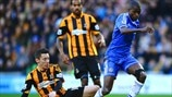 Robert Koren (Hull City AFC) & Ramires (Chelsea FC)