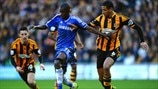 Ramires (Chelsea FC) & Curtis Davies (Hull City AFC)