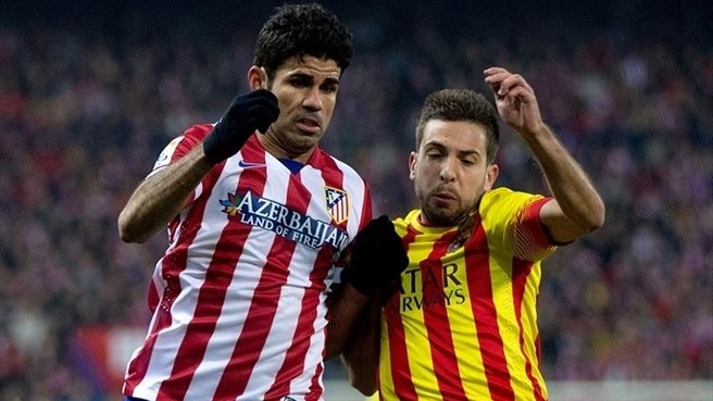 Stalemate between Atlético and Barcelona