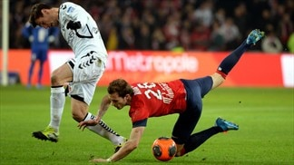 LOSC lose ground in Reims defeat