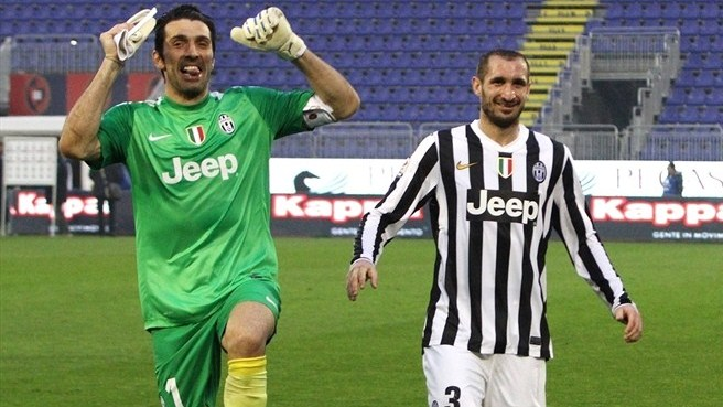 Juventus achieve 116-year first