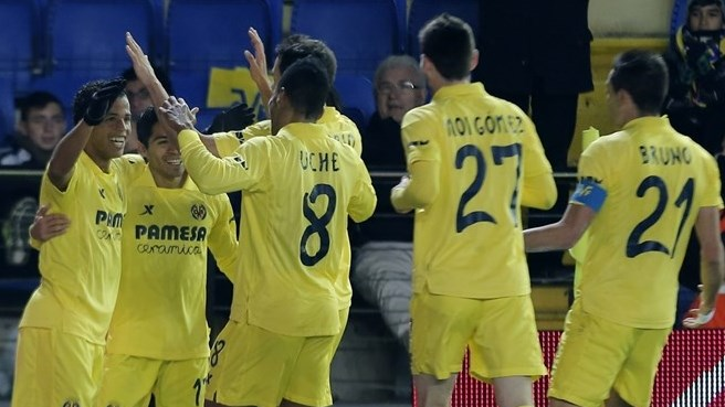 Dos Santos inspires Villarreal to Real Sociedad win