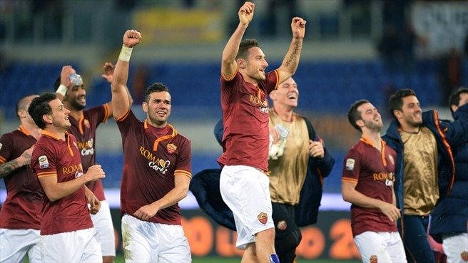 Juve and Roma win to maintain status quo