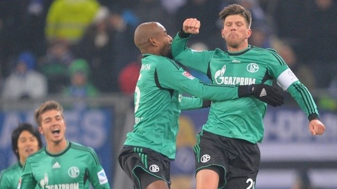 Schalke cruise to success at Hamburg