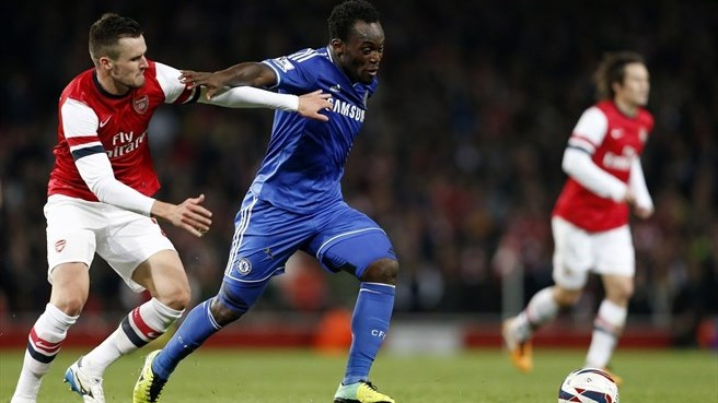Milan take Essien from Chelsea on free transfer