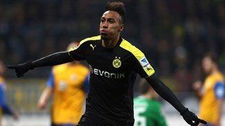 Dortmund return to form at Braunschweig