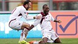Innocent Emeghara (AS Livorno Calcio)