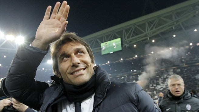 Conte: This period is make or break for Juventus