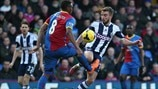 Kagisho Dikgacoi (Crystal Palace FC) & James Morrison (West Bromwich Albion FC)