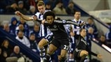 James Morrison (West Bromwich Albion FC) & Willian (Chelsea FC)