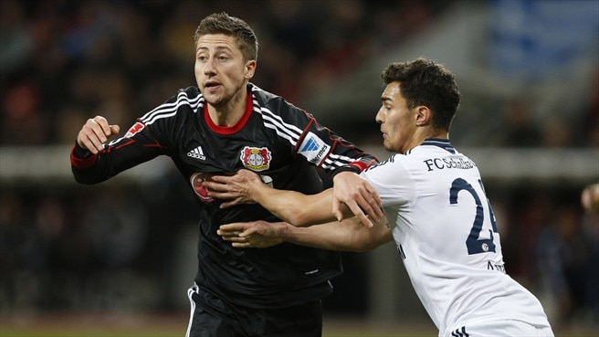 Season over for Leverkusen's Hegeler
