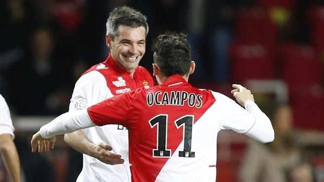 Monaco leave it late to sink Reims