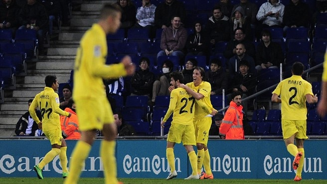 Asenjo denies Espanyol at death as Villarreal win