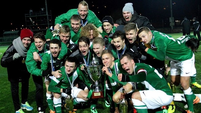 Flora see off Levadia to win Estonian Super Cup