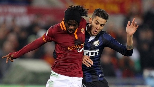 Roma hopes hit as Inter hold on