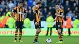Tom Huddlestone, Nikica Jelavić & Shane Long (Hull City AFC)