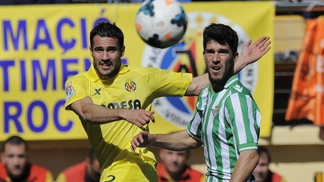 Betis without Vilà and Caro for Sevilla
