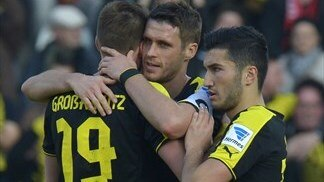 Clinical Kehl clinches Dortmund win