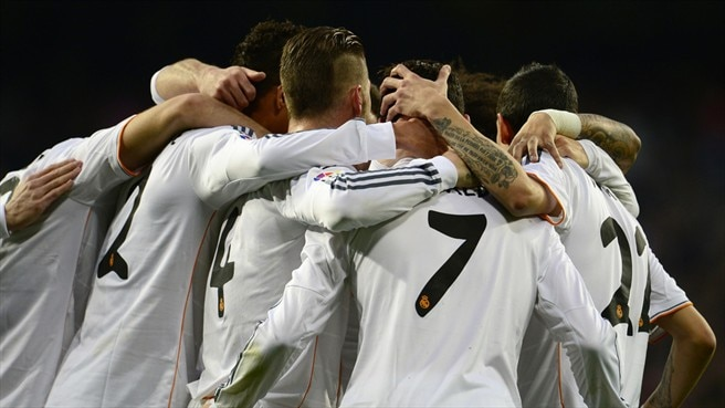 Madrid extend cushion with Levante success
