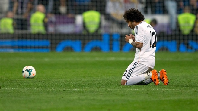 Madrid lose Marcelo to hamstring tear