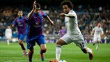 Nagore (Levante UD) & Marcelo (Real Madrid CF)