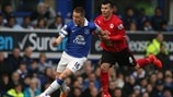 James McCarthy (Everton FC) & Gary Medel (Cardiff City AFC)