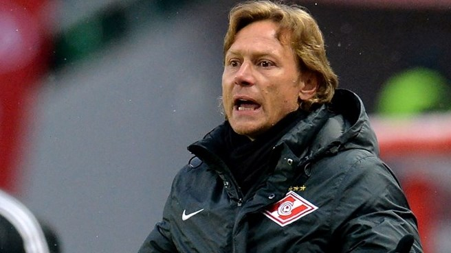 Spartak part company with Karpin