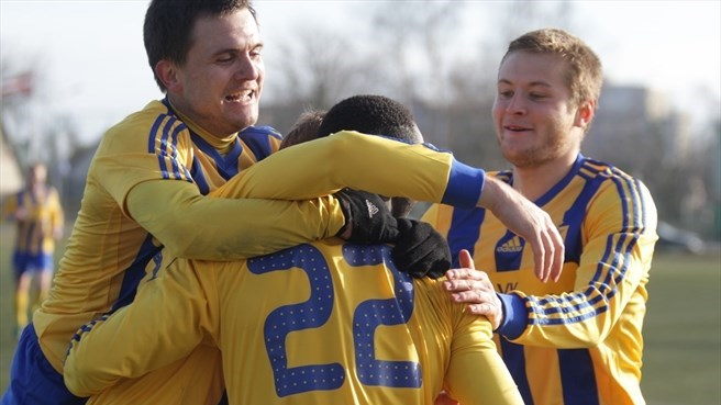 Ventspils still supreme despite rare loss