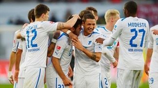 Hoffenheim heap further misery on Leverkusen