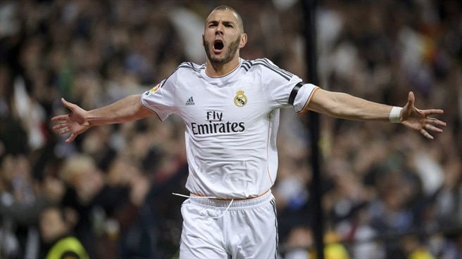 Benzema in a good place at Madrid