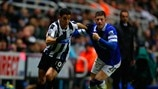Hatem Ben Arfa (Newcastle United FC) & Ross Barkley (Everton FC)