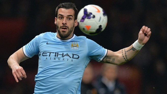 City's Negredo to miss start of season