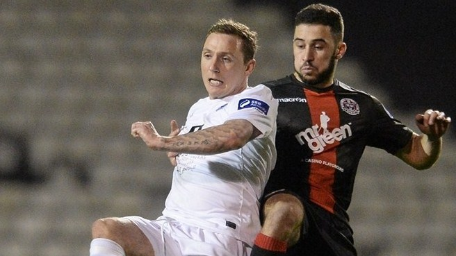 O'Neill back on his feet at Drogheda