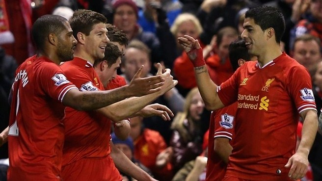 Liverpool see off Sunderland to go second