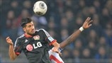 Emre Can (Bayer 04 Leverkusen) & Jacques Zoua (Hamburger SV)
