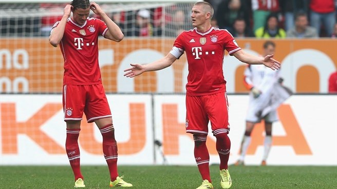 Bayern stoic after long unbeaten run ends