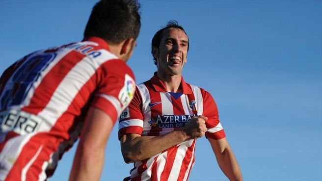 Atlético take control with Getafe success