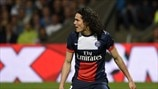 Edinson Cavani (Paris Saint-Germain)