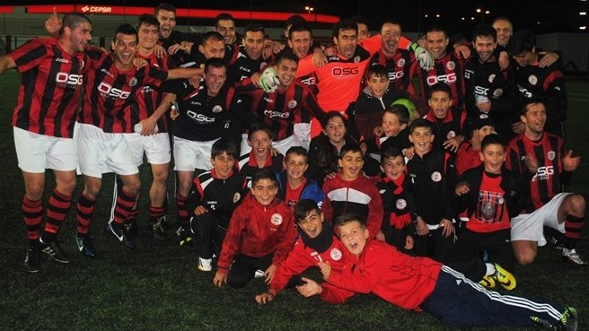 Lincoln win 12th straight Gibraltarian title