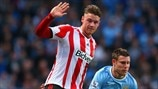 Connor Wickham (Sunderland AFC) & James Milner (Manchester City FC)