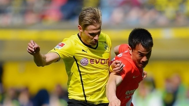 Dortmund's Kirch could miss half of group stage