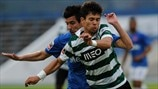 Miguel Rosa (CF Os Belenenses) & André Martins (Sporting Clube de Portugal)